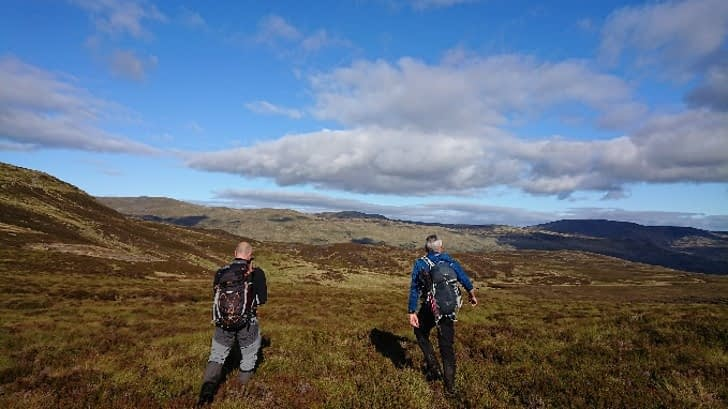 Hillwalking Permits (T1 & T2). 2020 Training & Assessment programme now live!