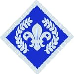Chief Scout's Award Diamond logo
