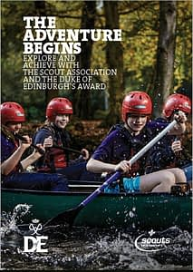The Adventure Begins: Explore and Achieve with the Scout Association and the Duke of Edinburgh's Award