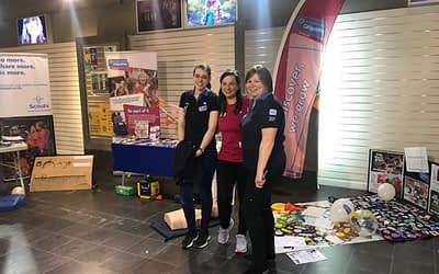 Ocean Terminal Event – working with Girl Guides and Boys Brigade