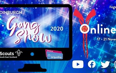 Edinburgh Gang Show Goes Virtual