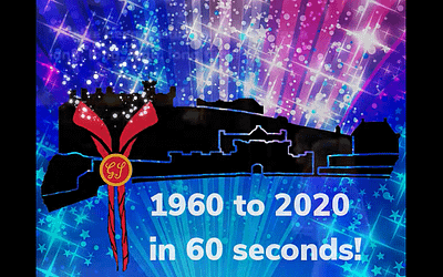 60 Years of Edinburgh Gang Show in 60 Seconds!