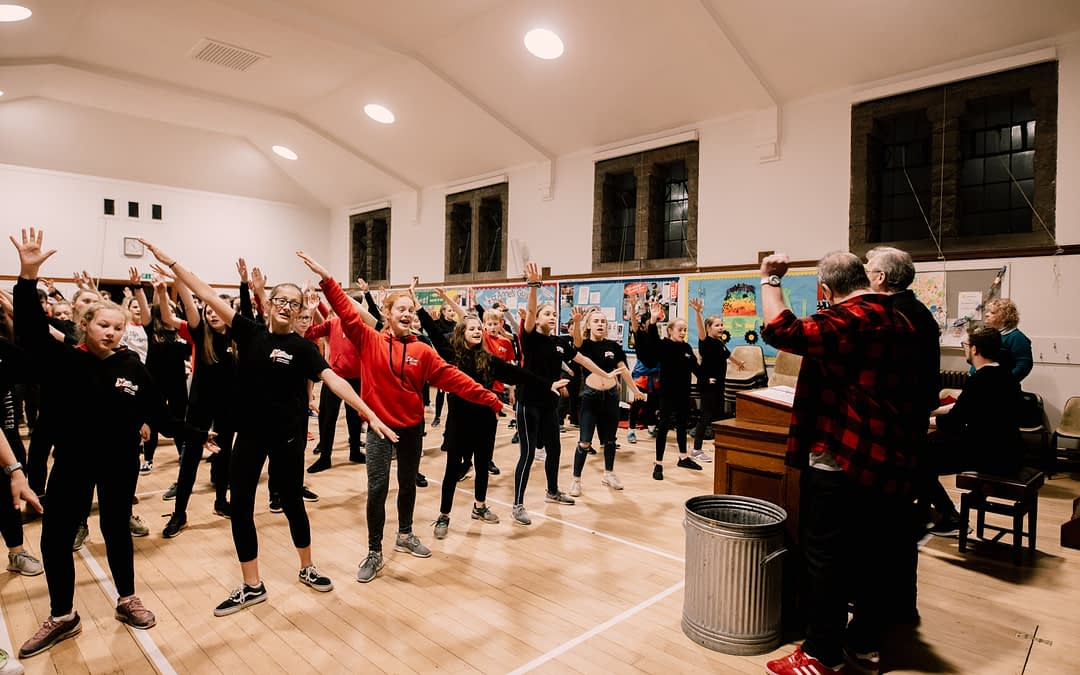 Edinburgh Gang Show 2020 Auditions – South East Scotland Scouts