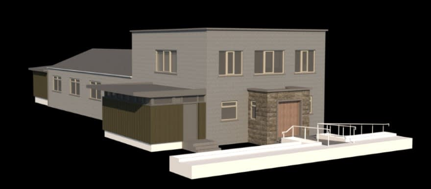 104th Edinburgh North East Scout Group Hall Upgrade