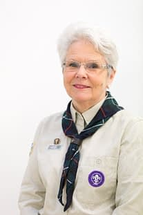 Photo of the Regional Commissioner, Margery Naylor