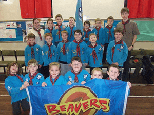 The Beavers at Newtongrange Scout Group