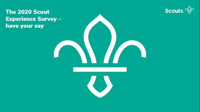 Scout Experience Survey 2020 and prize draw