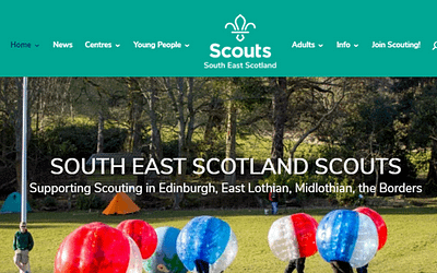 Getting in touch with the South East Scotland Region