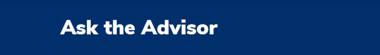Ask the Advisor Sessions