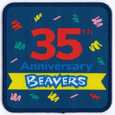Join in the Celebrations for Beavers' 35th Birthday