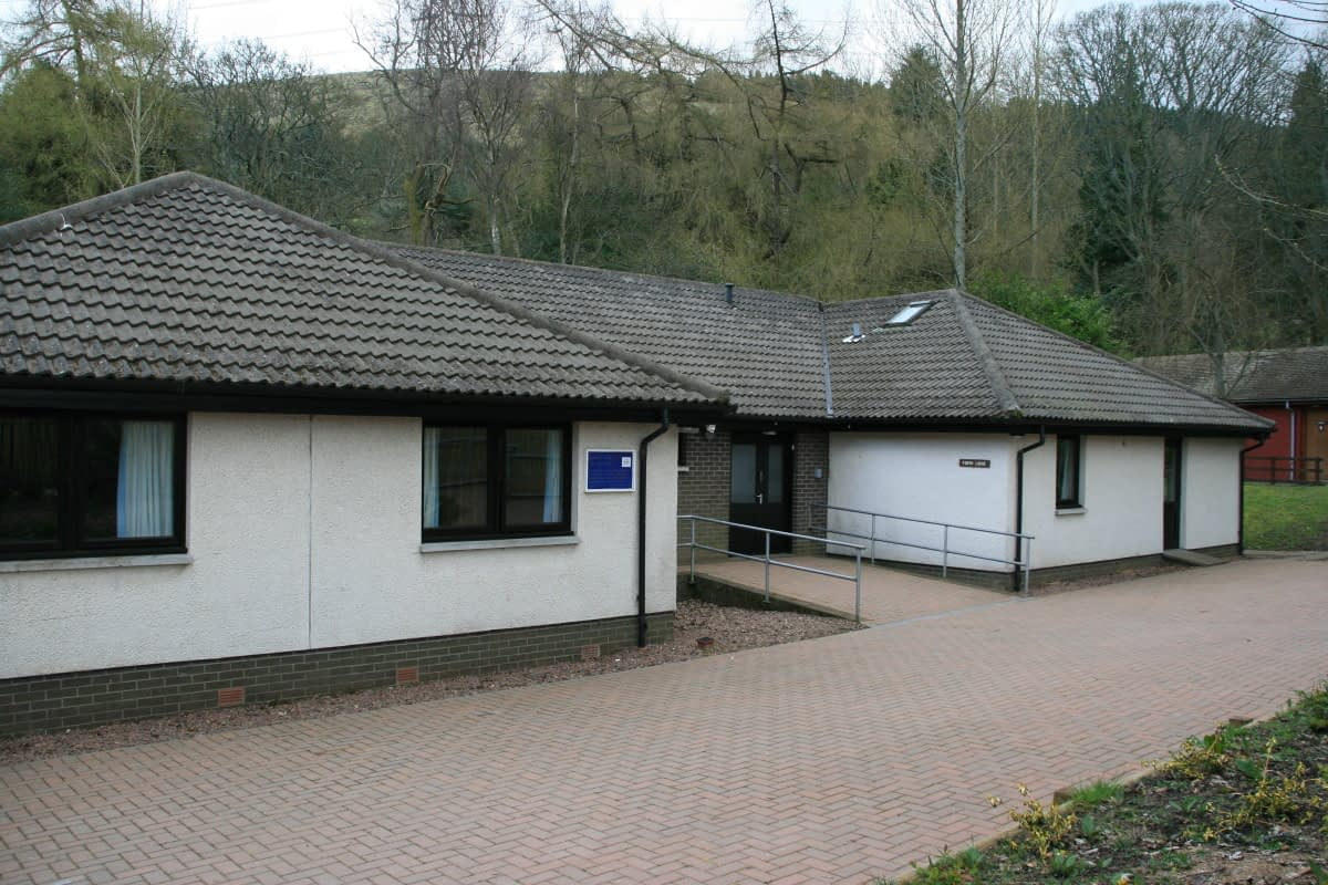 Forth Lodge at Bonaly