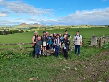 South East Scotland Scouting Stories