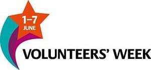 Volunteer Week 2015 logo