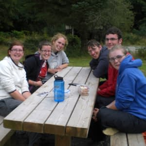 Network DofE Gold expedition in Arran