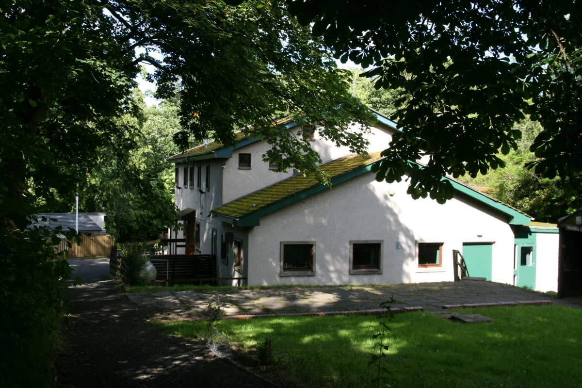 The Chalet at Bonaly