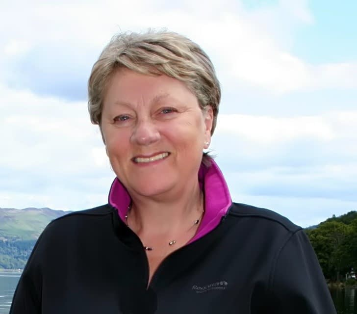 Maggie Allan – a leader with fantastic people skills!