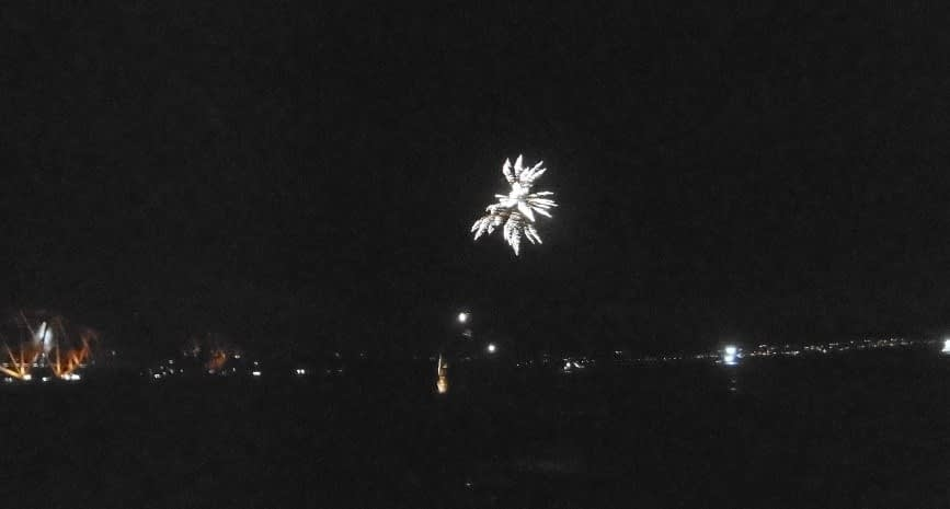 """Longcraig Scout Centre Anniversary ends """"with a bang"""" (and a few flashes)!!"""