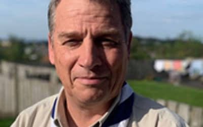 Simon Innes New Regional Advisor (International): My Challenges and Vision for South East Scotland