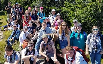 Could you lead Scouting in Midlothian?